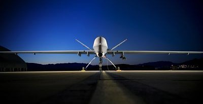 Air Force Drone Plane